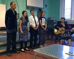 hallelujah group
